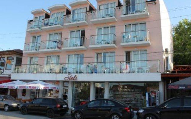 Отель Guest House Stels Болгария, Кранево - отзывы, цены и фото номеров - забронировать отель Guest House Stels онлайн вид на фасад