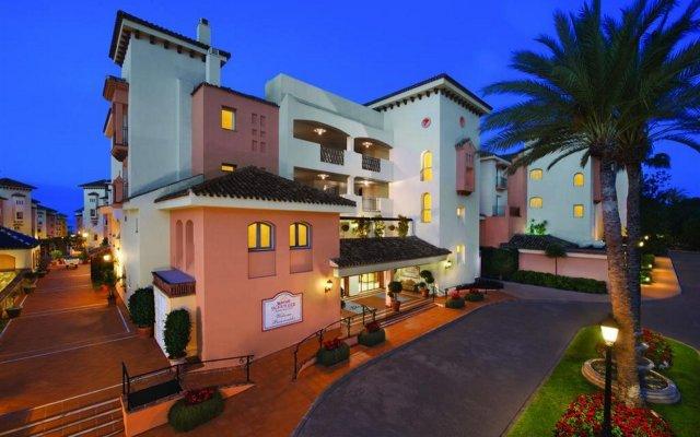 Отель Marriott's Marbella Beach Resort вид на фасад