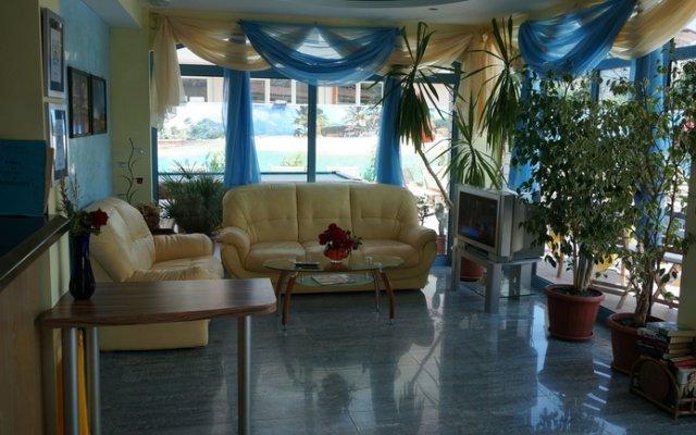 Отель Bora Bora Болгария, Солнечный берег - отзывы, цены и фото номеров - забронировать отель Bora Bora онлайн интерьер отеля