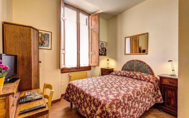 Отель Albergo San Giovanni Италия, Флоренция - 1 отзыв об отеле, цены и фото номеров - забронировать отель Albergo San Giovanni онлайн комната для гостей