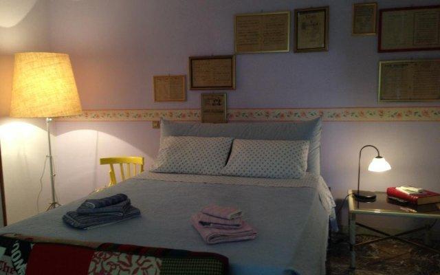 Отель B&B Falcone Кастровиллари комната для гостей