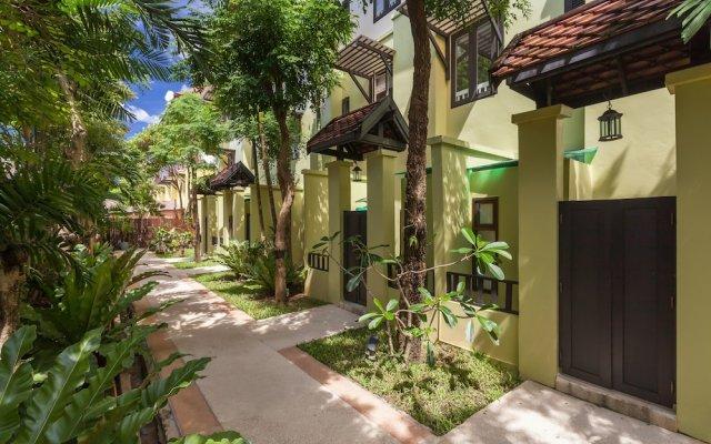Отель Tuana The Phulin Resort вид на фасад