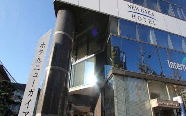Отель New Gaea Domemae Япония, Фукуока - отзывы, цены и фото номеров - забронировать отель New Gaea Domemae онлайн вид на фасад