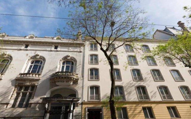 Отель City Comfort Apartments Венгрия, Будапешт - отзывы, цены и фото номеров - забронировать отель City Comfort Apartments онлайн вид на фасад