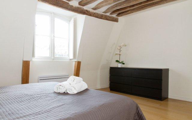 Апартаменты Saint Germain - Mabillon Apartment комната для гостей