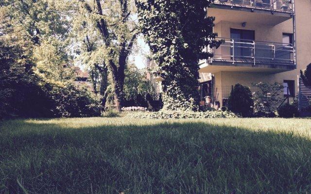 Отель TriApart - Lokietka Sopot вид на фасад