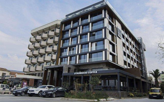 Отель Ilayda Avantgarde