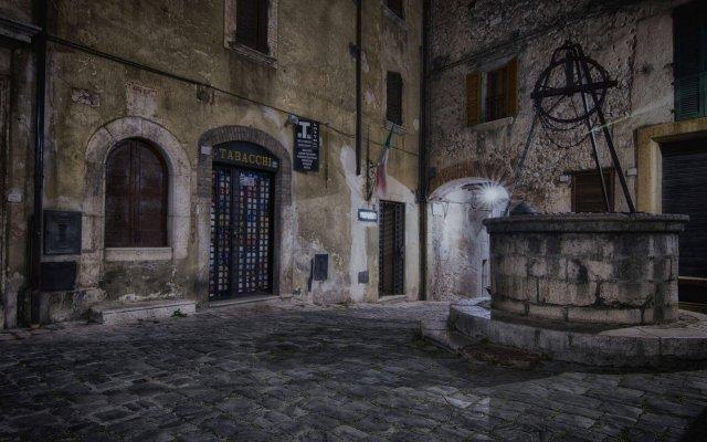 Отель Porta Del Tempo Стронконе вид на фасад