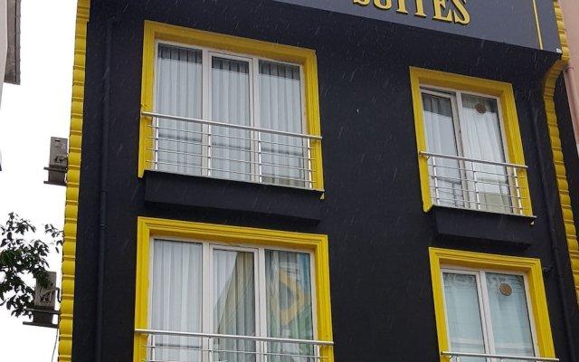 Retro Suites Турция, Стамбул - отзывы, цены и фото номеров - забронировать отель Retro Suites онлайн вид на фасад