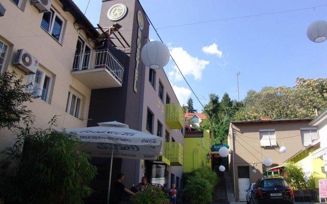 Hostel 63 вид на фасад
