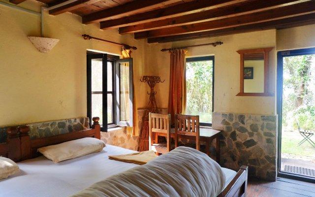 Отель at the End of the Universe Непал, Нагаркот - отзывы, цены и фото номеров - забронировать отель at the End of the Universe онлайн комната для гостей