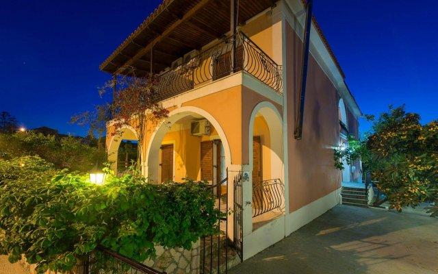 Отель Katerina Греция, Закинф - отзывы, цены и фото номеров - забронировать отель Katerina онлайн вид на фасад