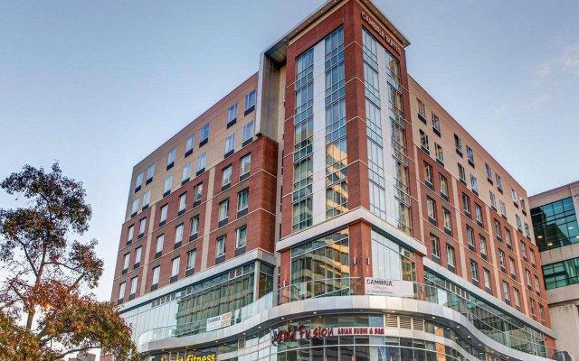 Cambria Hotel White Plains - Downtown вид на фасад