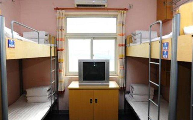 Отель Shanghai Zhi Da Youth Hostel South Station Китай, Шанхай - отзывы, цены и фото номеров - забронировать отель Shanghai Zhi Da Youth Hostel South Station онлайн комната для гостей