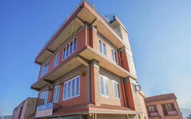 Отель OYO 248 Hotel Galaxy Непал, Катманду - отзывы, цены и фото номеров - забронировать отель OYO 248 Hotel Galaxy онлайн вид на фасад