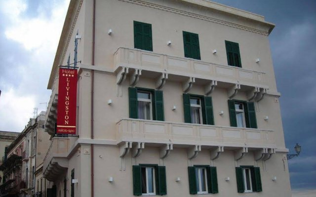Hotel Livingston Сиракуза вид на фасад