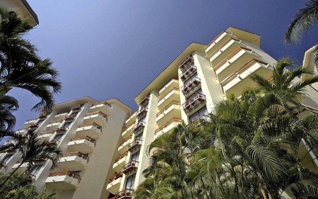 Отель Park Royal Acapulco - Все включено вид на фасад