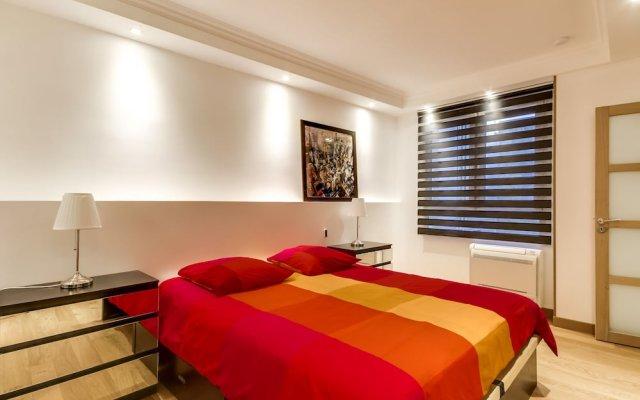 Отель Les Quais Париж комната для гостей