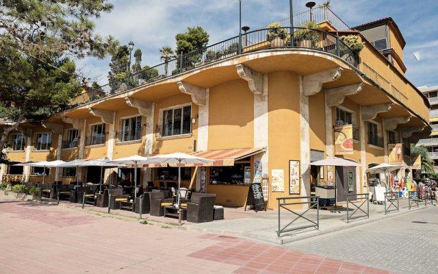 Отель Rigat Park & Spa Hotel Испания, Льорет-де-Мар - отзывы, цены и фото номеров - забронировать отель Rigat Park & Spa Hotel онлайн вид на фасад