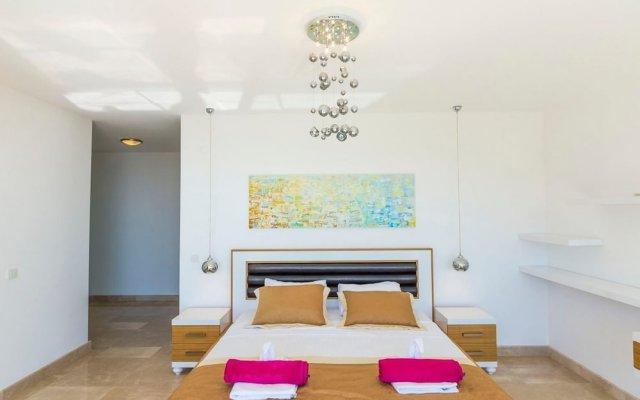Villa Kiziltas 1 Турция, Калкан - отзывы, цены и фото номеров - забронировать отель Villa Kiziltas 1 онлайн комната для гостей