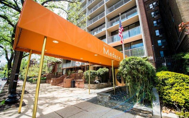 Отель Madera США, Вашингтон - 1 отзыв об отеле, цены и фото номеров - забронировать отель Madera онлайн вид на фасад
