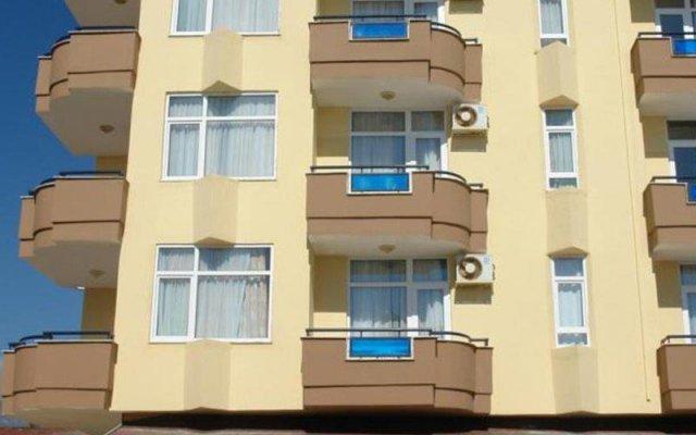 Semt Luna Beach Hotel - All Inclusive вид на фасад