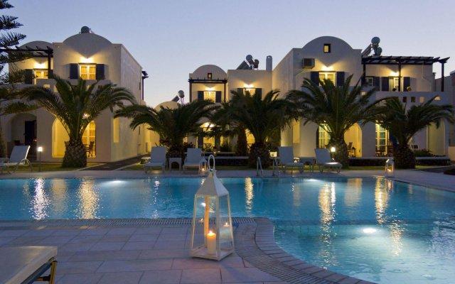 Отель Louis Studios Hotel Греция, Остров Санторини - отзывы, цены и фото номеров - забронировать отель Louis Studios Hotel онлайн вид на фасад