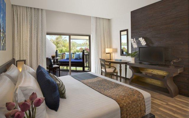Отель Anantara Bophut Koh Samui Resort Самуи комната для гостей