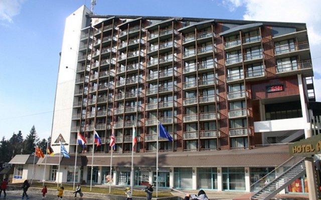 Hotel Rila вид на фасад
