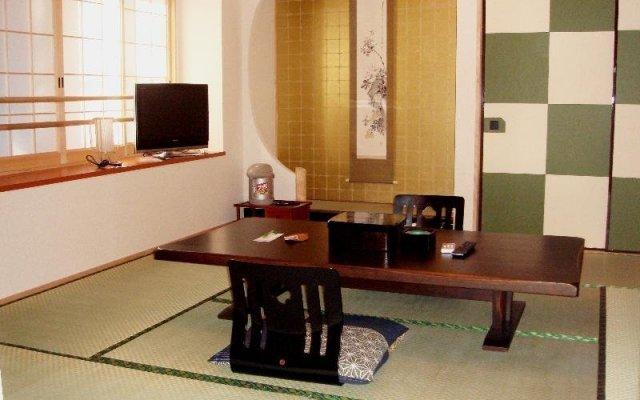 Отель Yufuin No Oyado Yamamomiji Хидзи удобства в номере