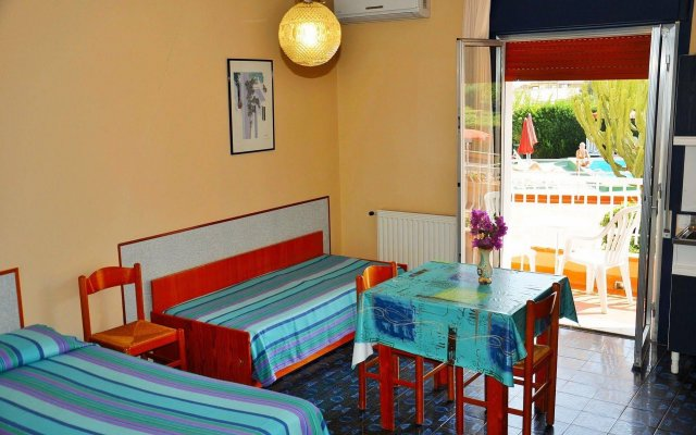Отель Residence Villa Giardini Италия, Джардини Наксос - отзывы, цены и фото номеров - забронировать отель Residence Villa Giardini онлайн вид на фасад