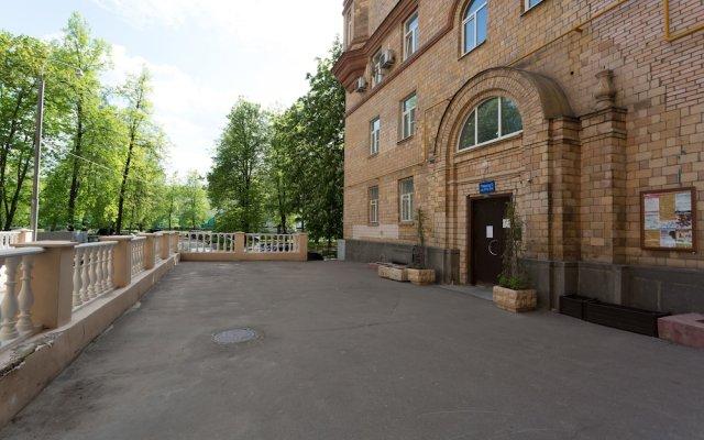 Гостиница FortEstate on Universiteitskiy вид на фасад
