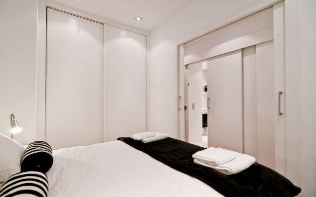 Отель Apartamento Latina комната для гостей