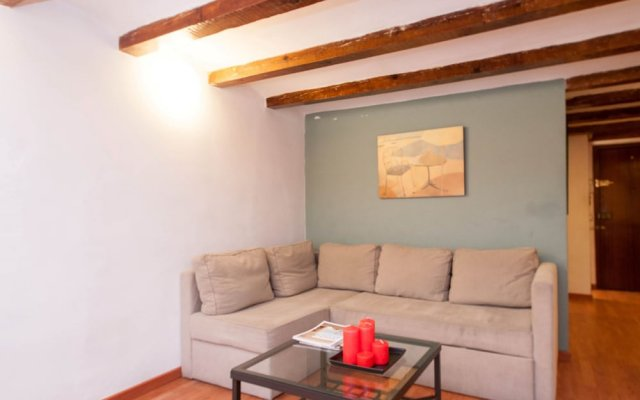 Отель Sants Montjuic Spanish Village area Барселона комната для гостей