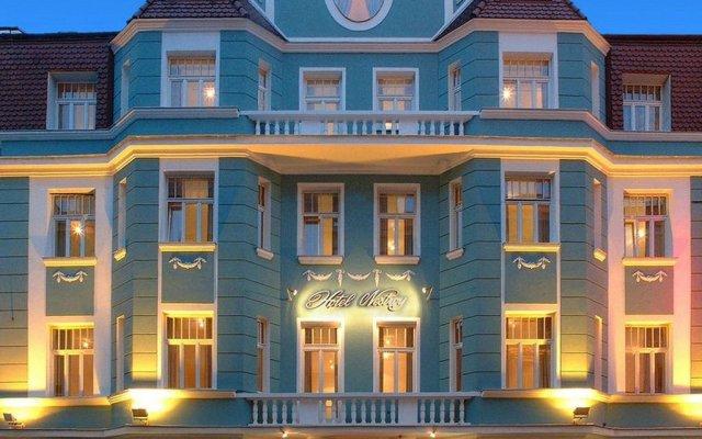Hotel Nestroy вид на фасад