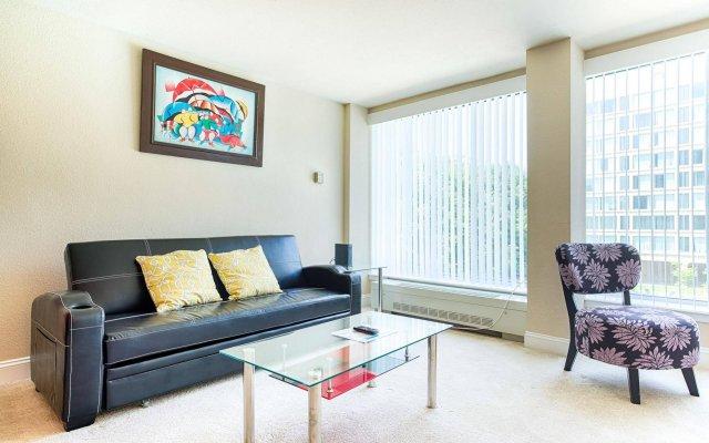 Отель The View Apartment США, Вашингтон - отзывы, цены и фото номеров - забронировать отель The View Apartment онлайн комната для гостей