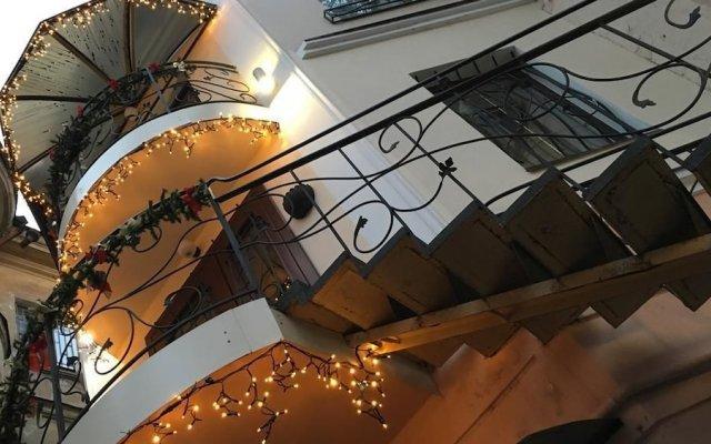 Апартаменты Оделана Одесса вид на фасад