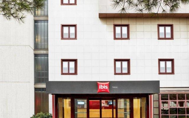 Отель DC Hotel international Италия, Падуя - отзывы, цены и фото номеров - забронировать отель DC Hotel international онлайн вид на фасад
