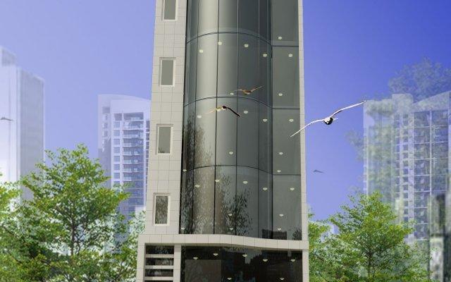 Dream Gold Hotel 1 вид на фасад