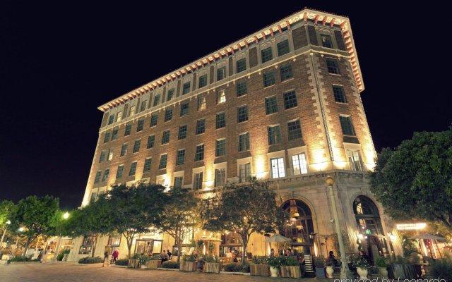 The Culver Hotel вид на фасад