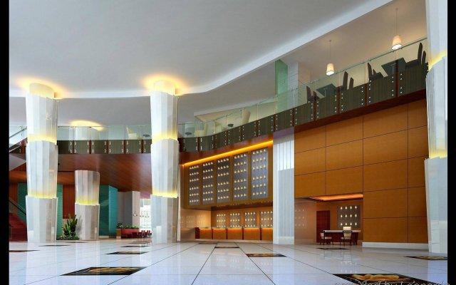 Отель Intercontinental Lagos Лагос вид на фасад