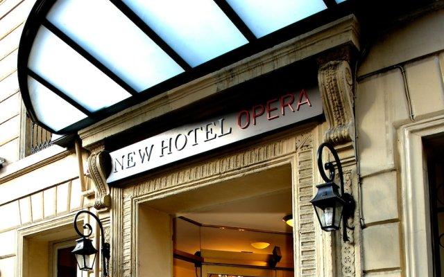 New Hotel Opera вид на фасад