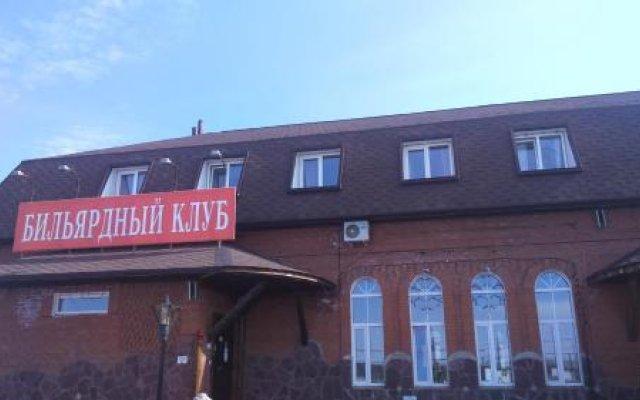 Гостиница «Аристократ» в Уфе отзывы, цены и фото номеров - забронировать гостиницу «Аристократ» онлайн Уфа вид на фасад