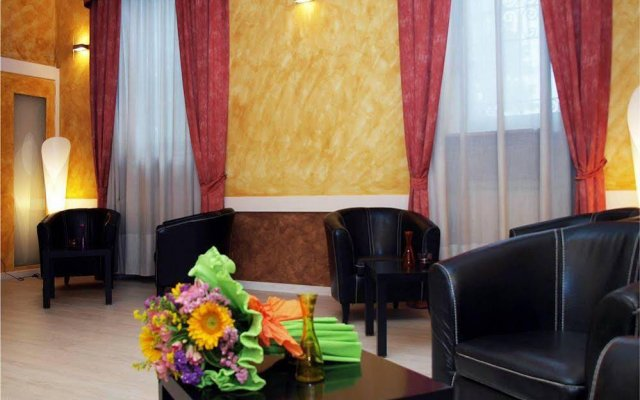 Petit Hotel Пьяченца комната для гостей