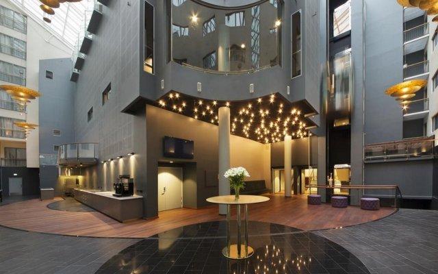 Отель Scandic St Olavs Plass вид на фасад