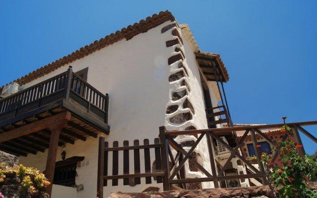 Отель El Olivar - Almazara вид на фасад