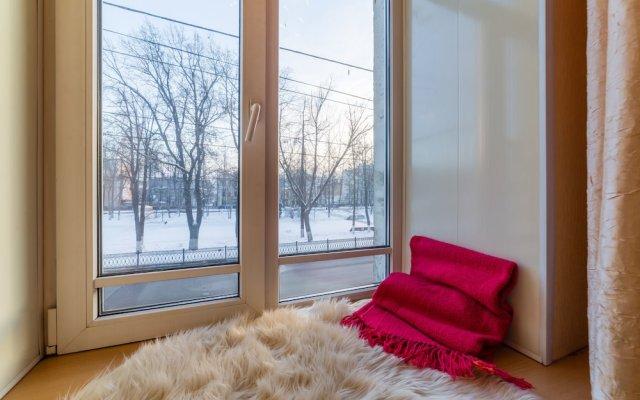 Отель Apart-Comfort on Ushinskogo 8 Ярославль комната для гостей