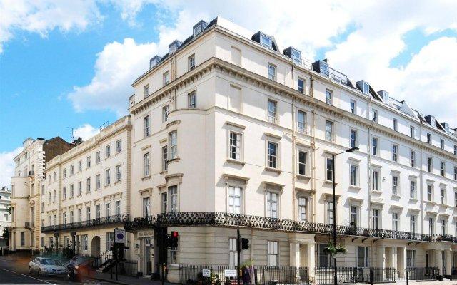 Отель Prince William Лондон вид на фасад