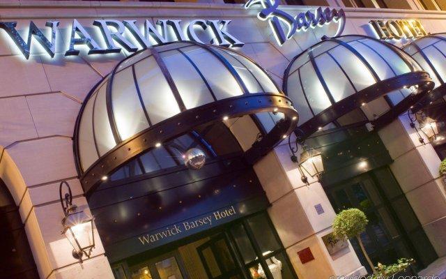 Отель Barsey by Warwick Бельгия, Брюссель - отзывы, цены и фото номеров - забронировать отель Barsey by Warwick онлайн вид на фасад