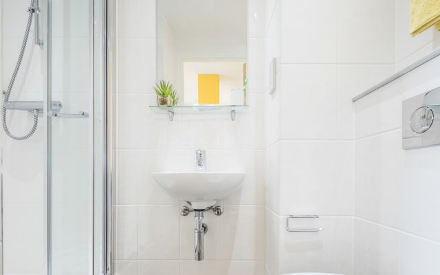 Отель Pure CityStay The Brickworks ванная